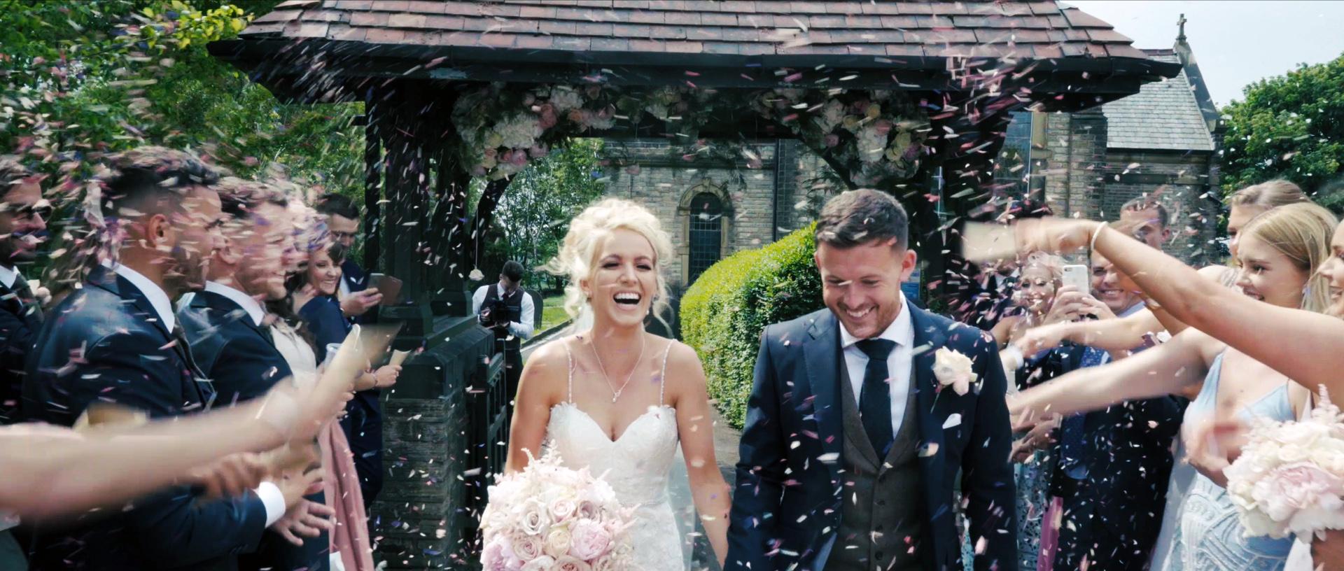 The White Hart Wedding