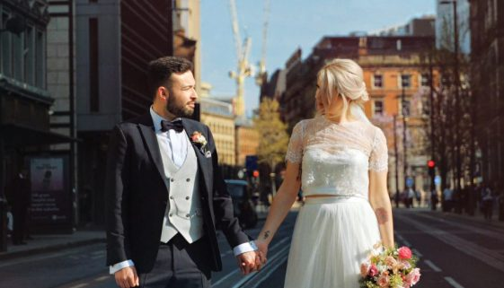Manchester wedding video